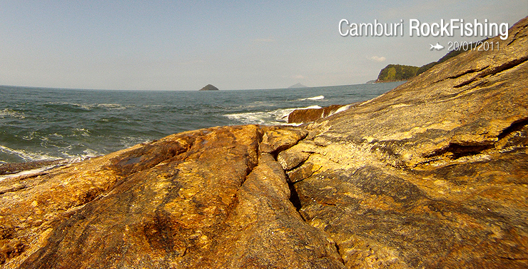 Rock Fishing – Camburi 1