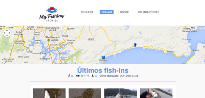 My Fishing Stories: Confira os últimos Fish-Ins realizados