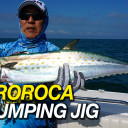Pescaria de Sororoca com Jumping Jig [Billy 40g | NS]