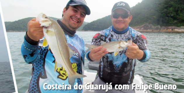 Costeira do guaruja com o guia Felipe Bueno